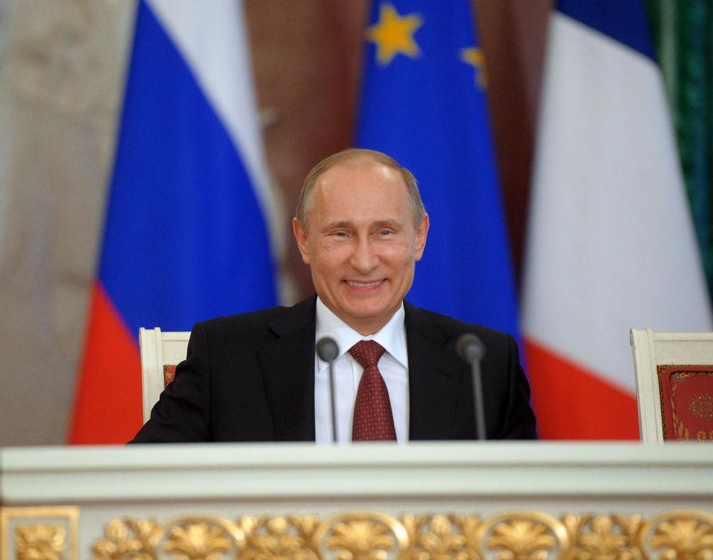 ВЦИОМ: Владимиру Путину нет альтернативы