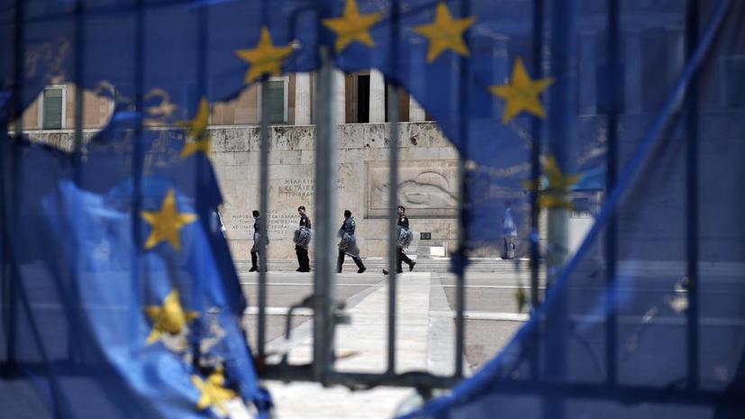СМИ: Евросоюз нацелился на богатства греческого шельфа