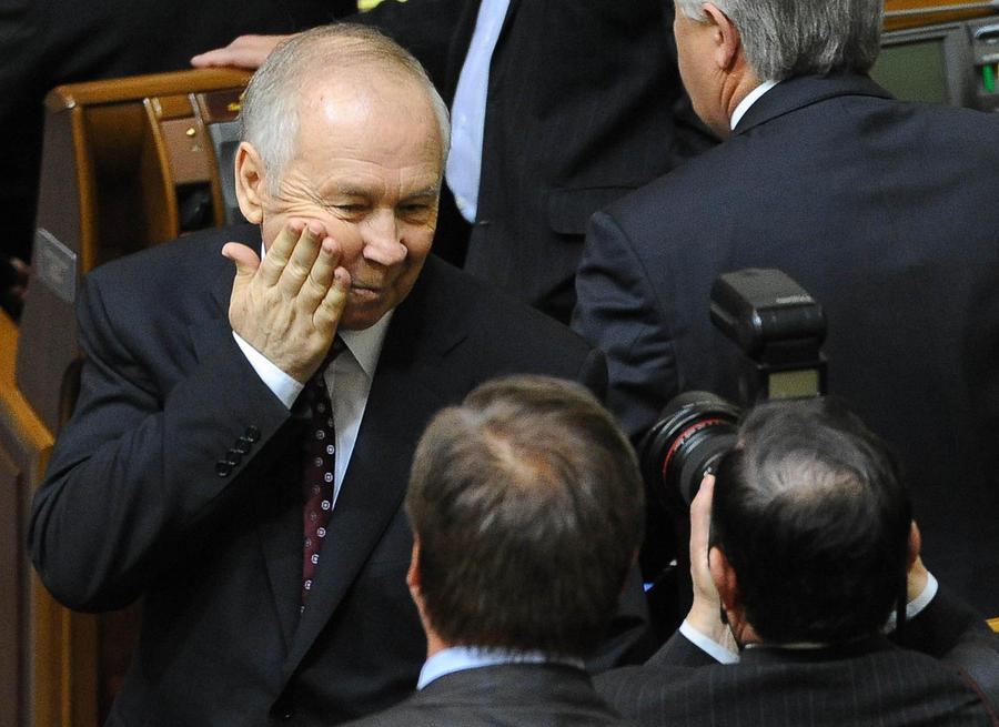 Экс-спикер Верховной рады опроверг сообщения о покушении на него