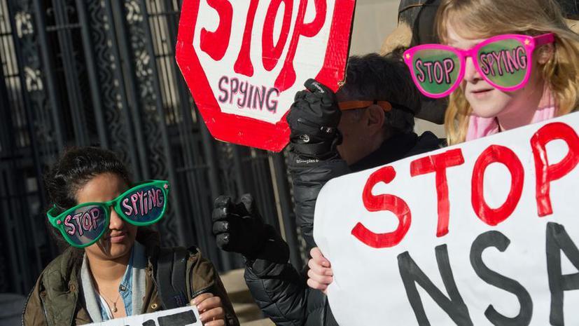 В США компании и простые граждане устали от слежки спецслужб и подают в суд на американские власти