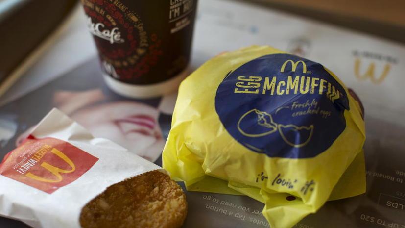 McDonald's продлит завтраки на весь день в надежде сократить убытки
