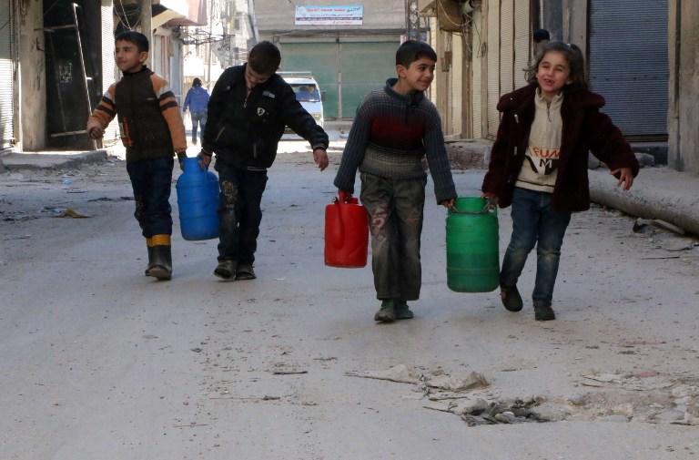 Human Rights Watch: Сирийские боевики вовлекают в свои операции детей