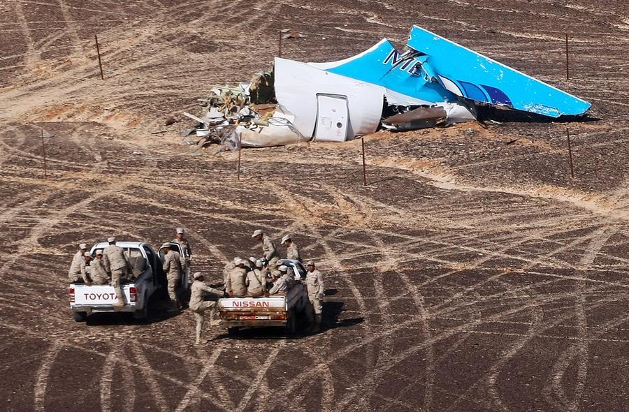 Ещё одна версия: рейс A321 потерпел крушение из-за взрыва в двигателе
