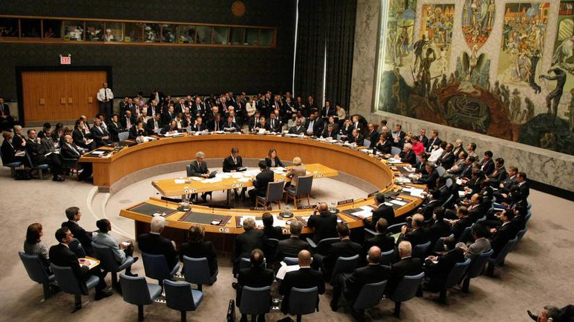 Россия созывает экстренное совещание Совбеза ООН по Сирии