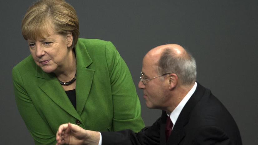 Лидер левых в немецком парламенте Грэгор Гизи: Новое правительство Украины состоит из фашистов