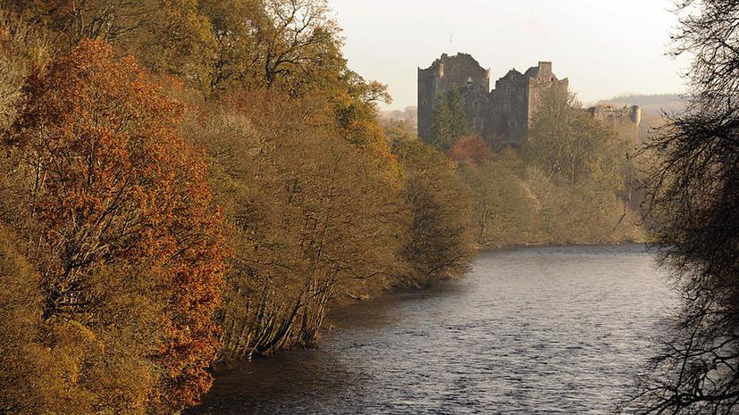Работа мечты: В старинное шотландское аббатство требуется сторож-одиночка