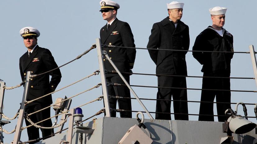 Руководство разведки ВМС США отстранено от работы из-за коррупционного скандала