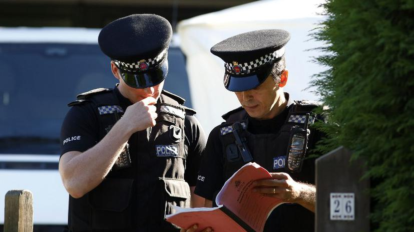 В Лондоне задержаны 320 человек за домашнее насилие