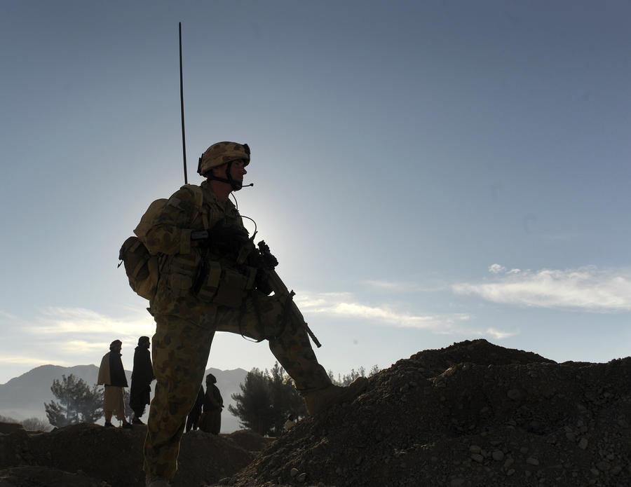 Австралия завершает самую длинную в своей истории войну