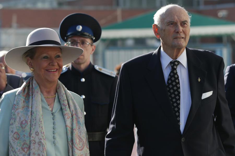Князь Димитрий Романов сегодня посетит Крым