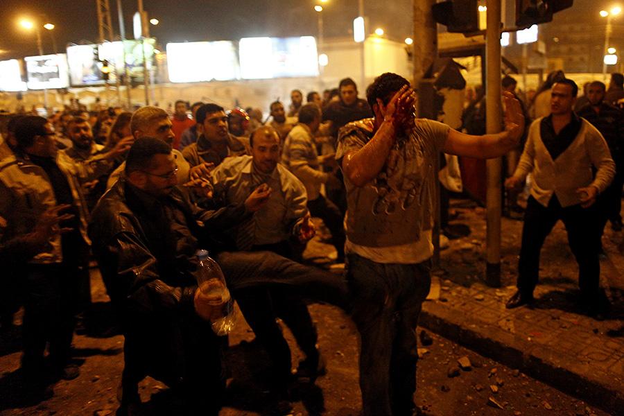 «Братья-мусульмане» перешли к пыткам египетских оппозиционеров
