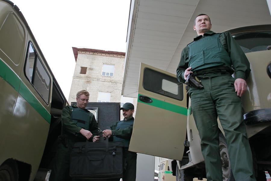 В Москве задержаны участники банды, совершавшей нападения на инкассаторов