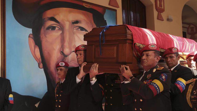Доступ к телу Уго Чавеса вновь откроют для посетителей