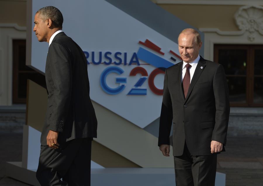 Редактор американской газеты предложил избрать Владимира Путина президентом США