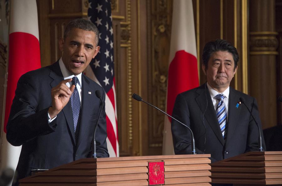 Барак Обама: США не пойдут на военное вмешательство на Украине