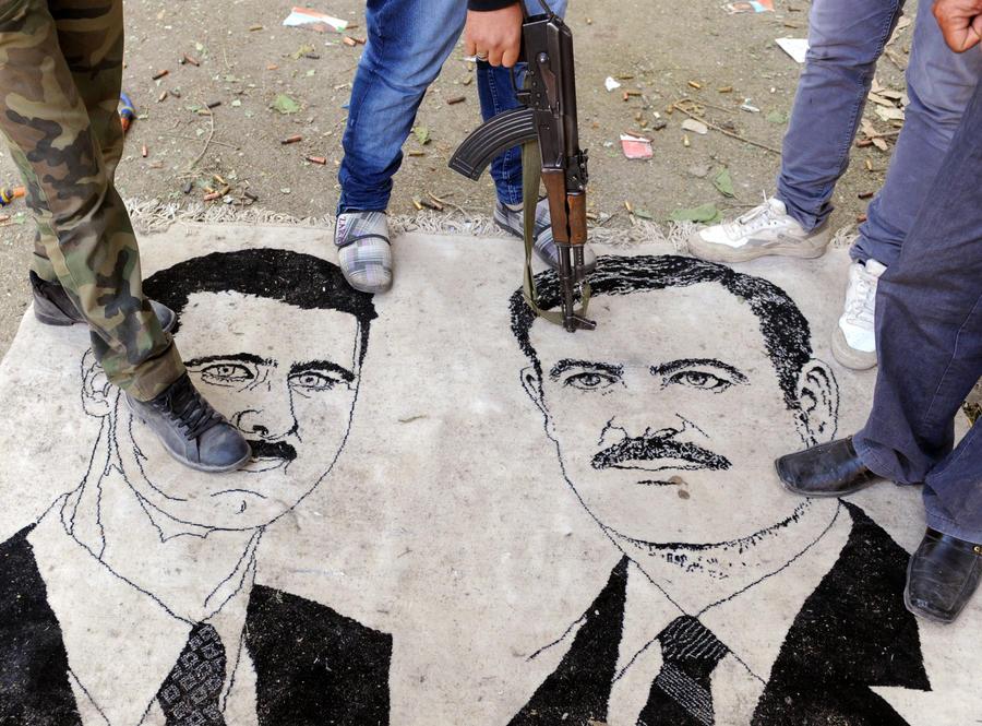 Джихад-туризм: британские мусульмане сражаются против Башара Асада во время отпуска