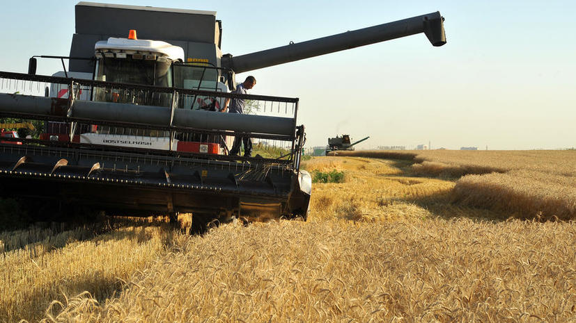 СМИ: Вашингтон принял зерноуборочные комбайны за «вторжение русских»