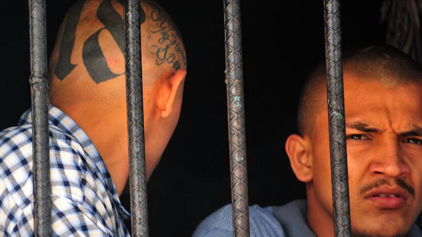 Заключённые Гондураса сами управляют тюрьмами, в которых находятся