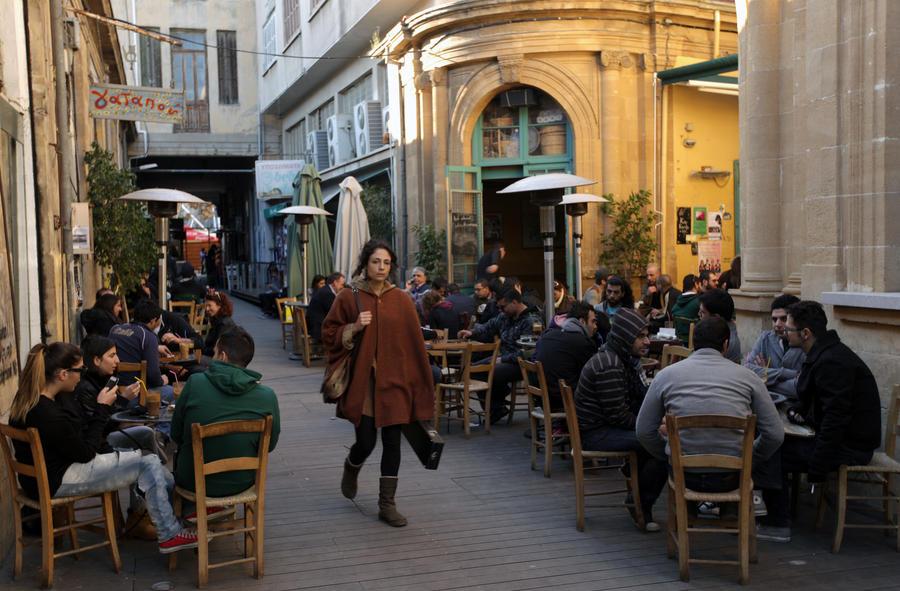 Киприоты оказались втрое богаче немцев - данные ЕЦБ