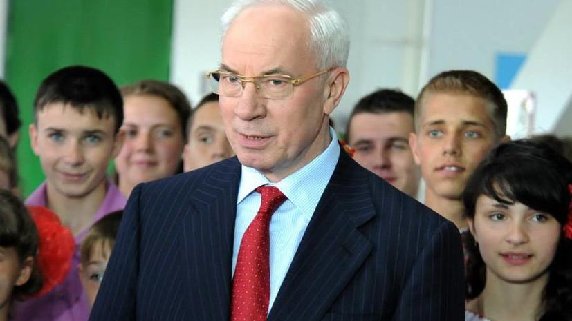 Николай Азаров: В этот день пожелать украинскому народу можно только одного — проснуться