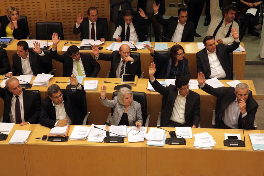 Парламент Кипра защитил банковскую систему от массовой утечки капиталов