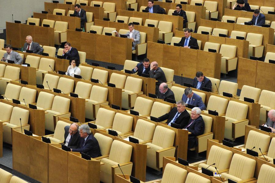 Депутаты Госдумы отказались бороться с коррупцией вместе с соавтором «акта Магнитского»