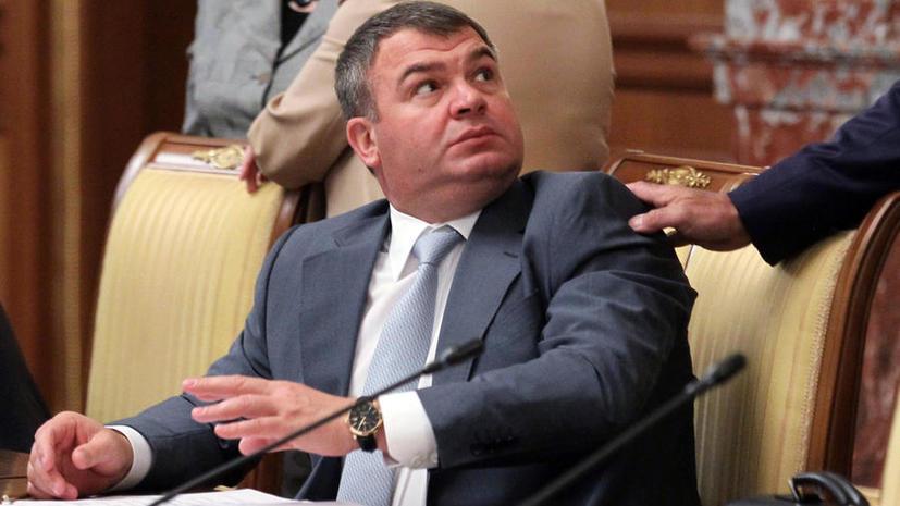 В деле «Оборонсервиса» появились улики и показания свидетелей против Сердюкова