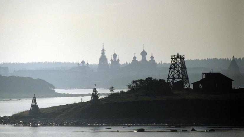 СМИ: На Соловках могут создать тюрьму для террористов «Исламского государства»
