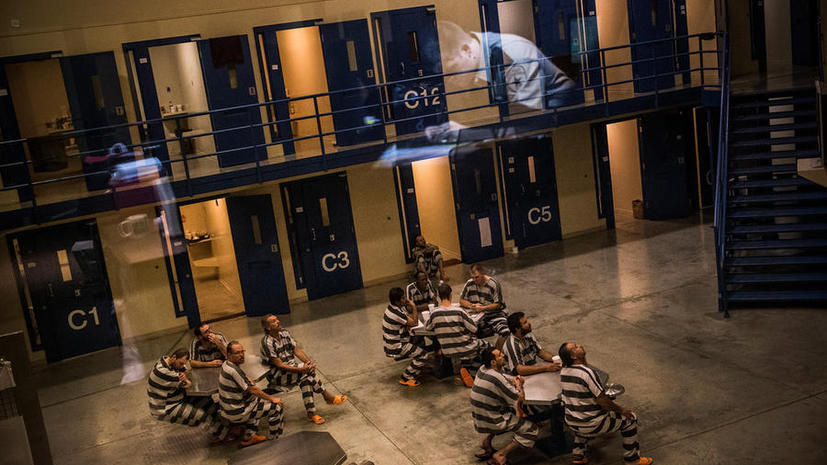Amnesty International: Условия тюрем Калифорнии – это оскорбление прав человека