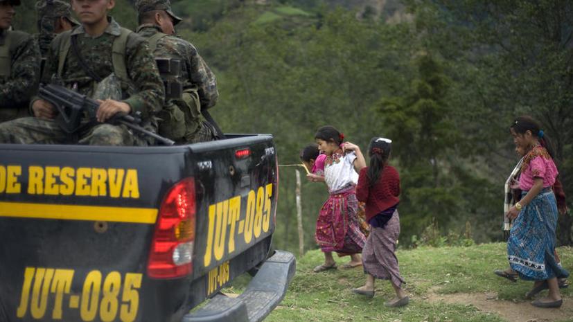 В США растёт количество несовершеннолетних незаконных мигрантов