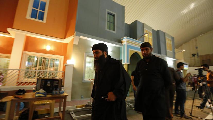 Игра с огнём: на иракском телевидении выходит комедийное шоу, высмеивающее «Исламское государство»