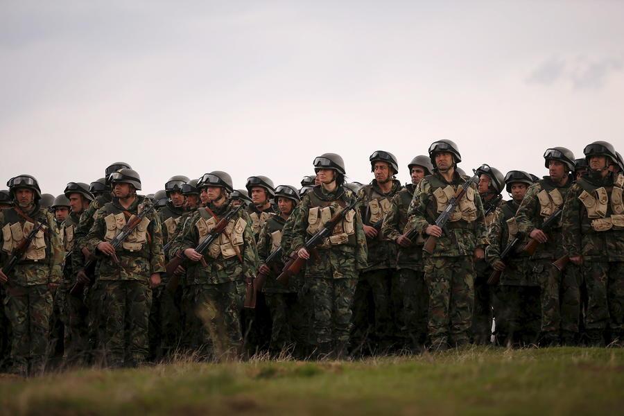 Немецкие политики призывают скорее создать единую армию Европы
