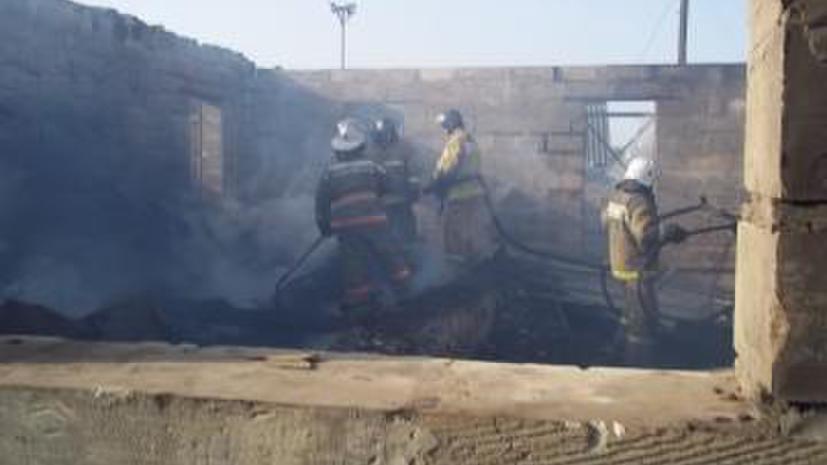 Число жертв пожара в реабилитационном центре для наркозависимых достигло восьми