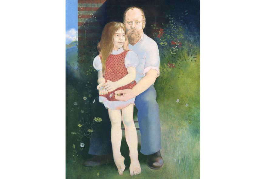 Обвинённый в педофилии британский художник избежал тюрьмы