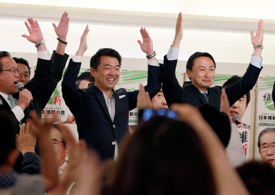 В Японии правящая коалиция одержала победу на выборах в верхнюю палату парламента