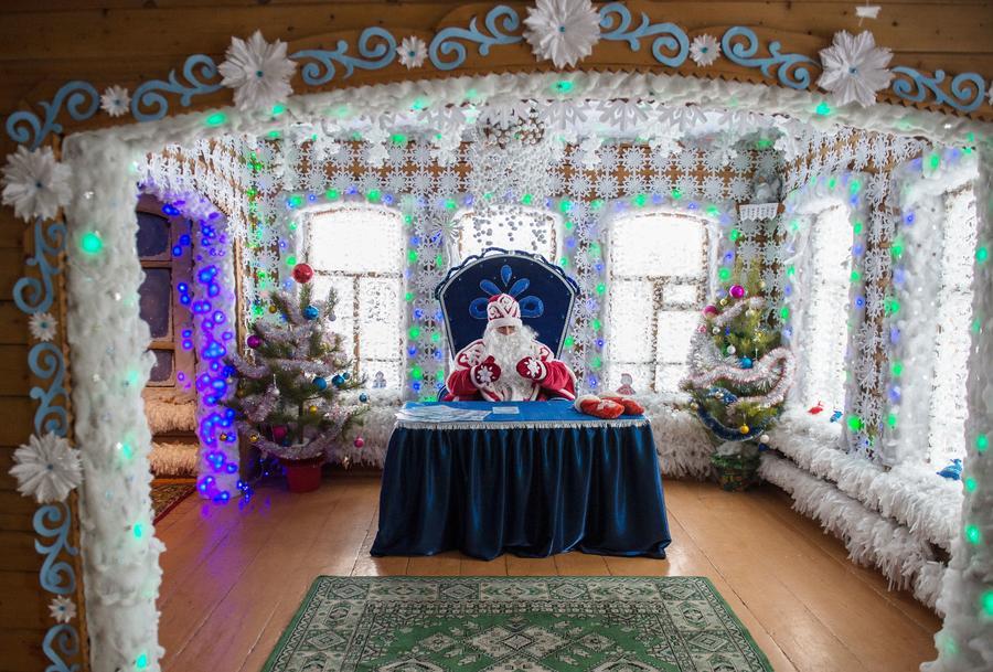 Главный Дед Мороз России надеется открыть летнюю резиденцию в Крыму