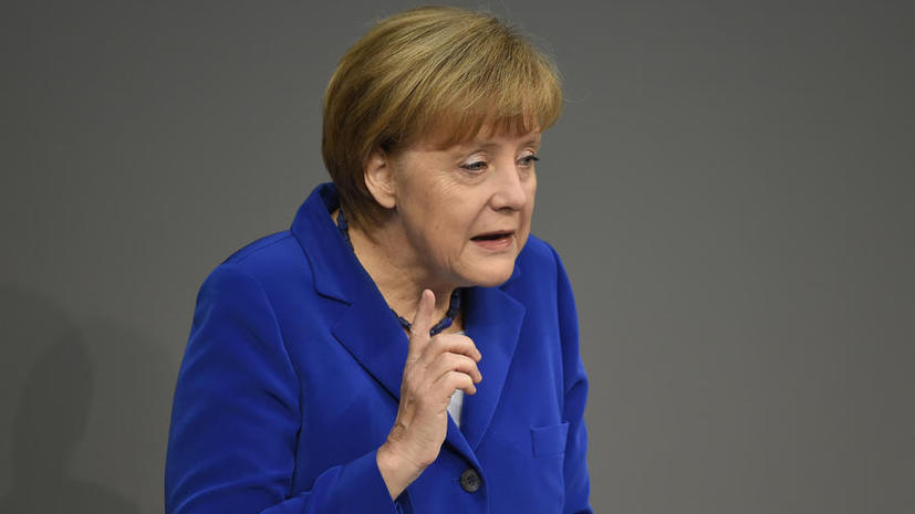 СМИ: Ангела Меркель намерена погасить долги Украины за счёт налогоплательщиков ЕС