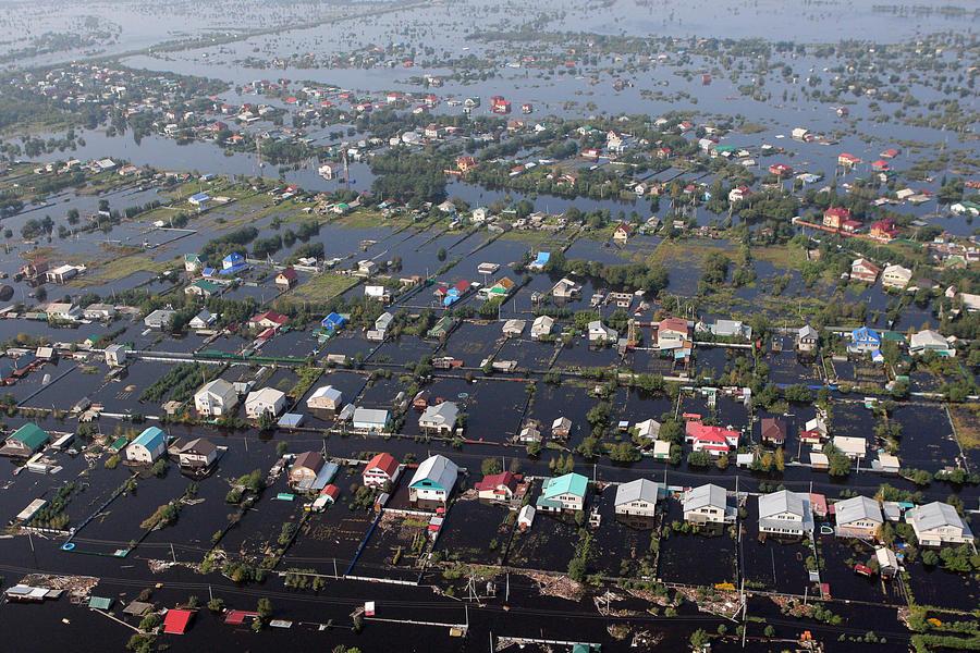 Почти все пострадавшие от паводка на Дальнем Востоке получили компенсации