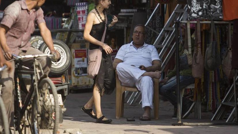 Насильники в Индии отпугнули иностранных туристов