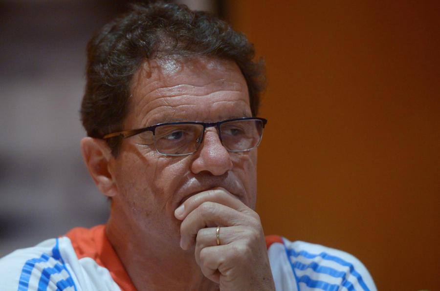 Страсти по контракту: обсуждение нового соглашения тренера сборной России Фабио Капелло достигло решающей фазы