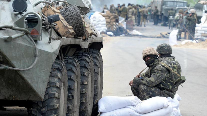 На Украине призывники могут откупиться от отправки на Донбасс за $500