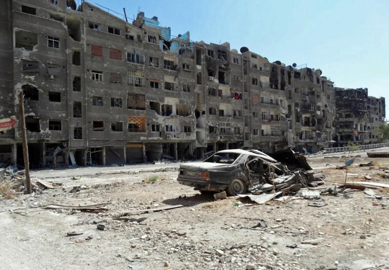 МИД РФ: Ракету с химоружием запустили сирийские боевики