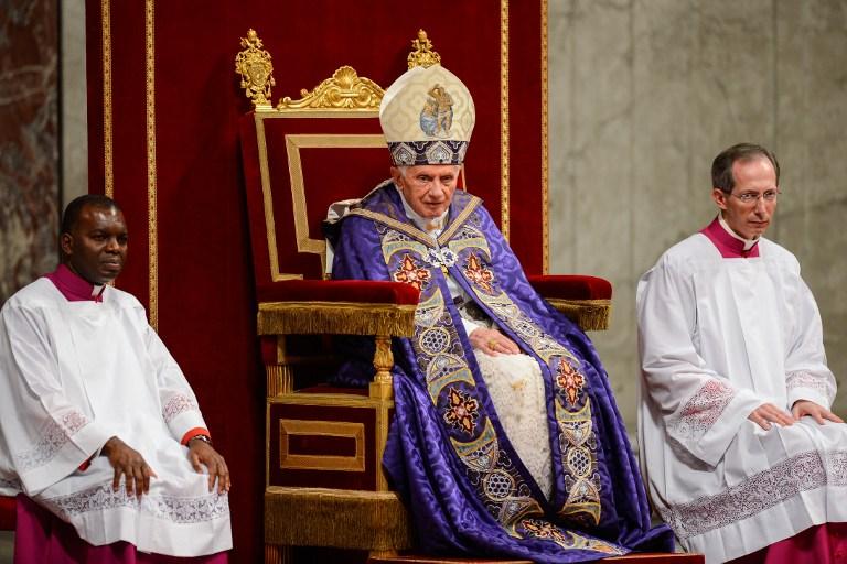 Секретный отдел Ватикана защитит папу римского от новых разоблачений