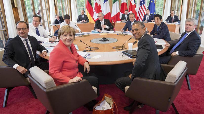 Китайские СМИ: Решения саммита G7 могут привести к ухудшению ситуации в Донбассе