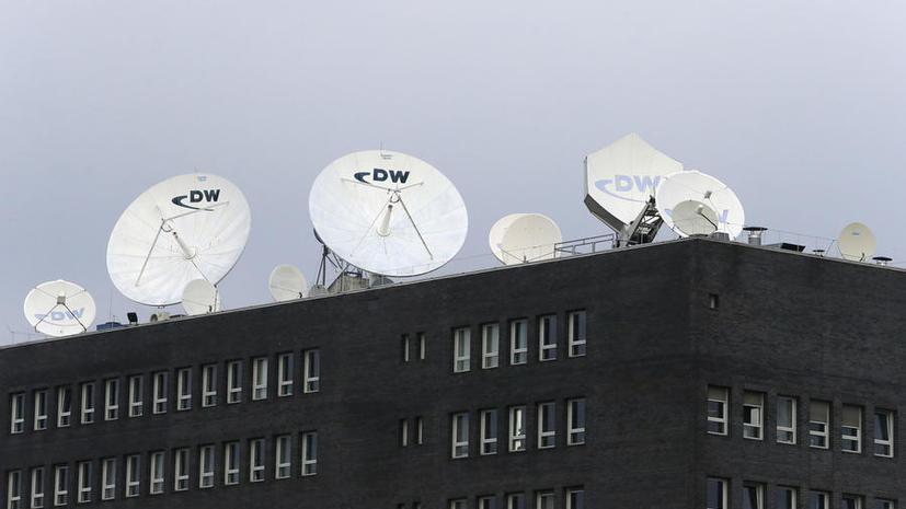Трое на одного: Рецепт объективной телепередачи от Deutsche Welle