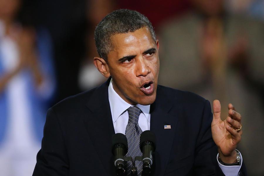Бюджет США: Барак Обама снова предлагает обложить миллионеров налогом в 30%