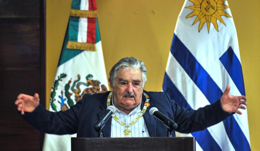 Президента Уругвая номинировали на Нобелевскую премию мира за легализацию марихуаны