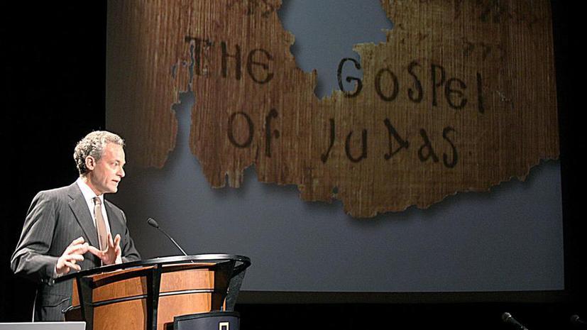 Эксперты доказали подлинность Евангелия от Иуды