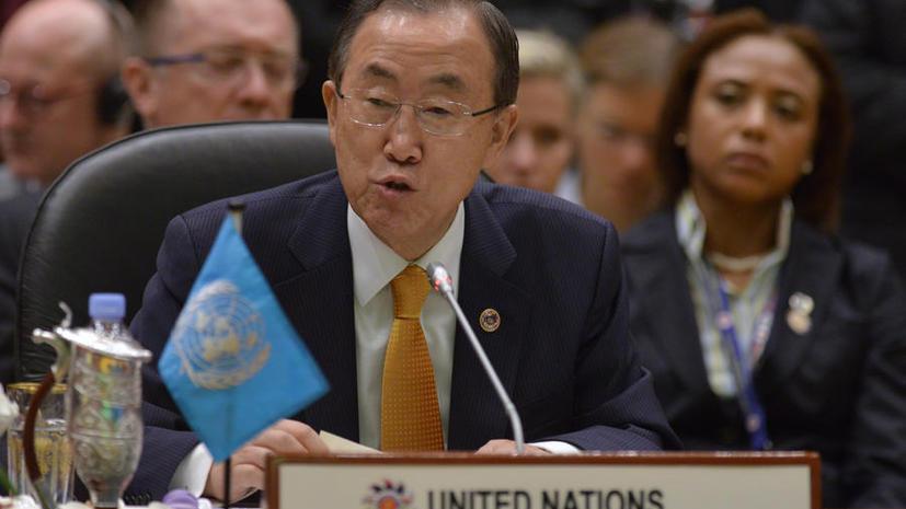 ООН и Палестина осудили планы расширения еврейских поселений