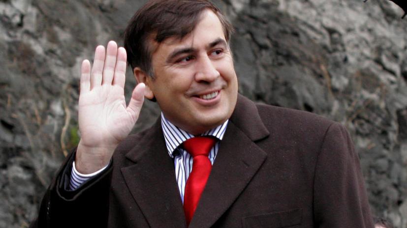 СМИ: Михаил Саакашвили признался, что политик Таргамадзе встречался с российскими оппозиционерами